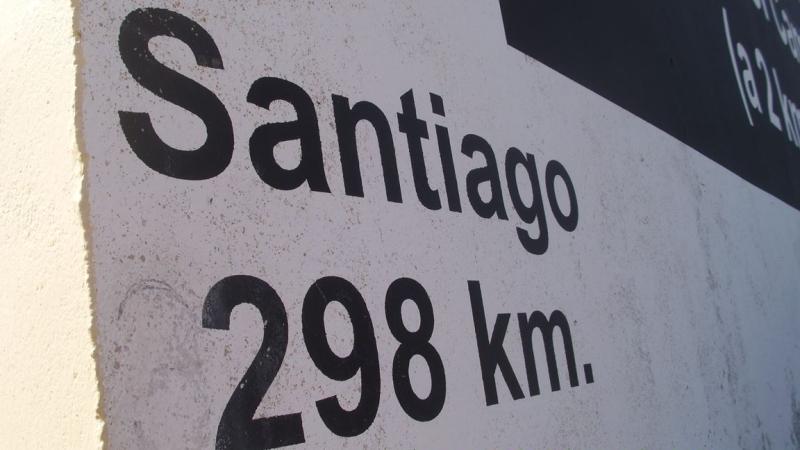 Mein Jakobsweg 2015 / Camino Frances